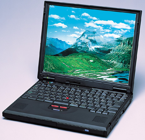 The IBM ThinkPad -- it sucks so much, it's wonderful!
