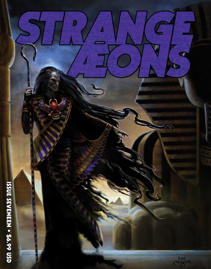Strange Aeons Issue 17