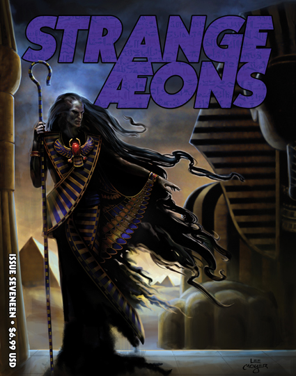 Strange Aeons Issue 17