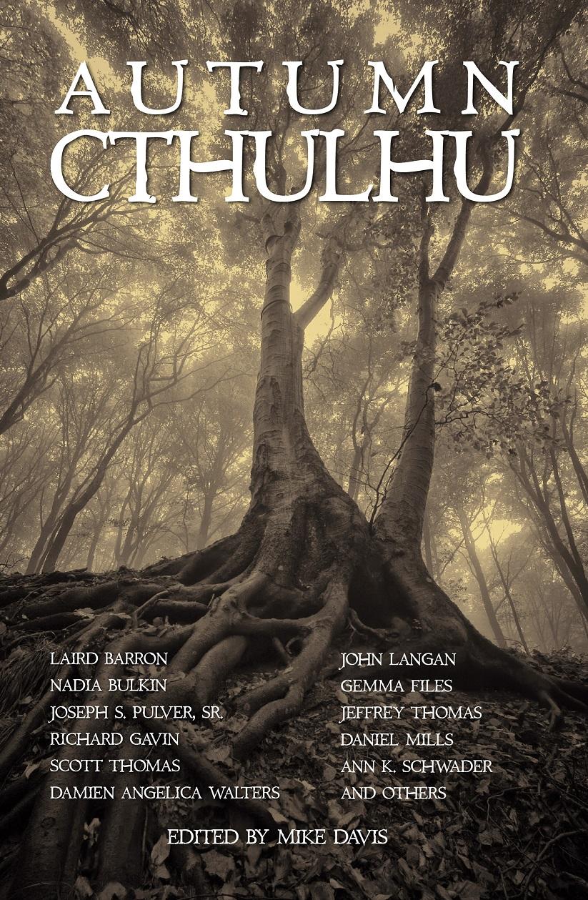 Autumn Cthulhu cover