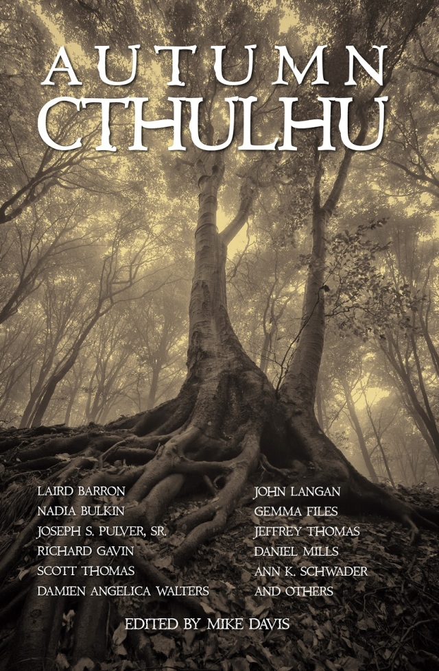 Autumn Cthulhu cover