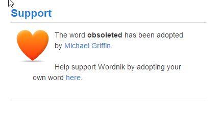 obsoleted-wordnik